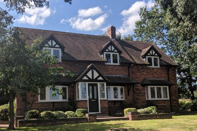Thumbnail Cottage to rent in Bangley Lane, Hints, Tamworth
