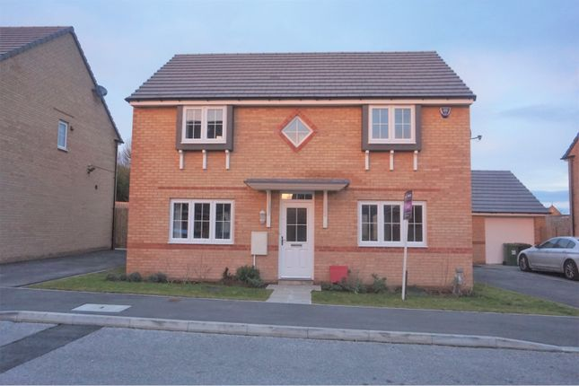 Thumbnail Detached house for sale in Mclaren Place, Morley