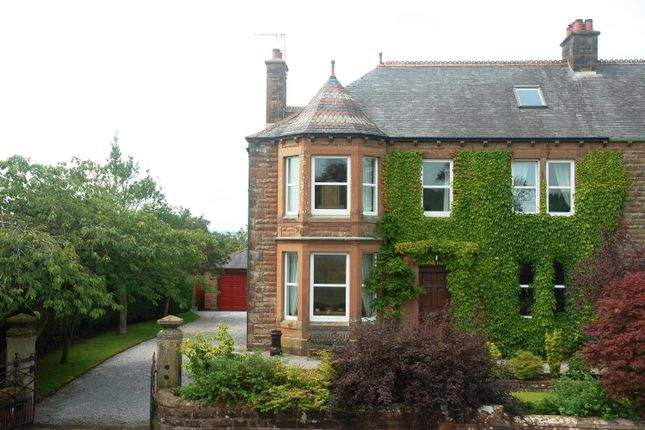 Thumbnail Semi-detached house for sale in 3 Garnethill, Dumfries Road, Lockerbie