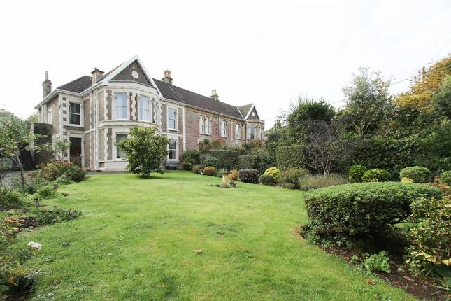 Thumbnail Flat for sale in Cambridge Road, Clevedon