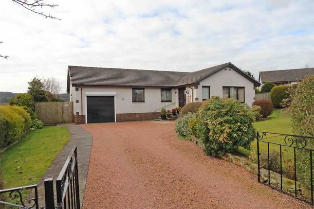 Thumbnail Detached bungalow for sale in Holland Bush, Hightae, Lockerbie
