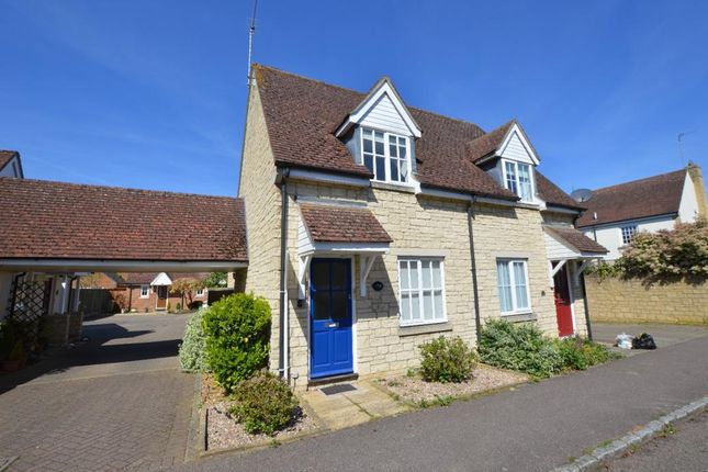 Thumbnail Semi-detached house to rent in Coneygere, Olney