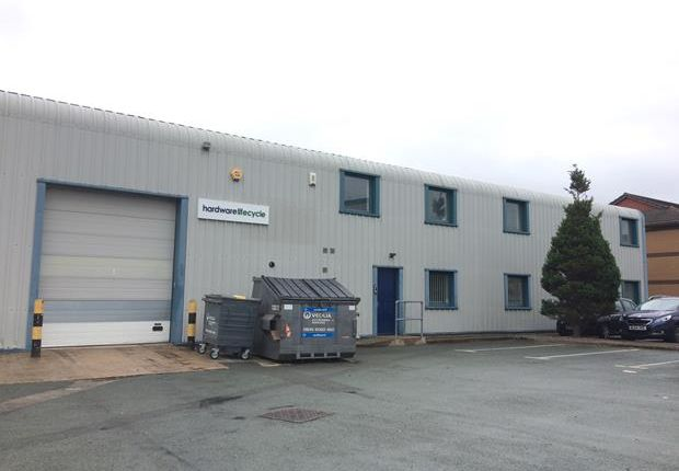 Thumbnail Light industrial to let in Unit 6, Parkway Business Centre, Sixth Avenue, Deeside Industrial Park, Deeside, Flintshire