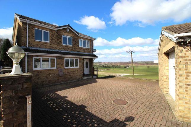 Thumbnail Detached house for sale in Bannockburn Way, Altofts, Normanton