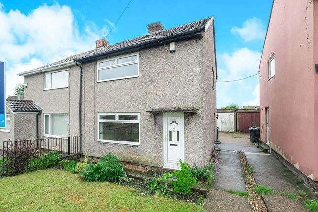 Thumbnail Semi-detached house for sale in St. Withold Avenue, Thurcroft, Rotherham