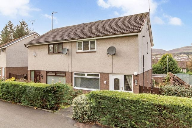 Thumbnail Semi-detached house for sale in 25 Eskhill, Penicuik