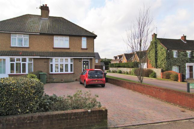 Thumbnail Semi-detached house for sale in Great Road, Hemel Hempstead Industrial Estate, Hemel Hempstead