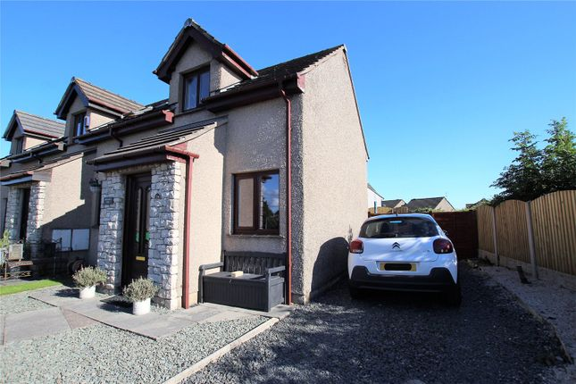 Thumbnail End terrace house for sale in 14 Eccleston Meadow, Flookburgh, Grange-Over-Sands, Cumbria