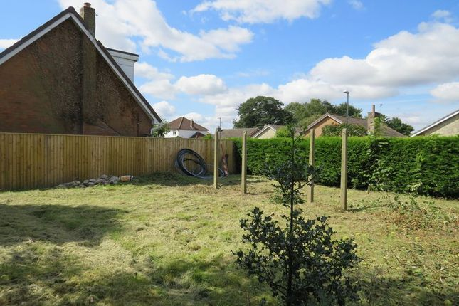 Thumbnail Land for sale in Building Plot, Hawthorn Drive, Barlby, Selby