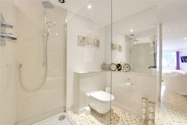 Shower Room of Merchants House, Collington Street, London SE10