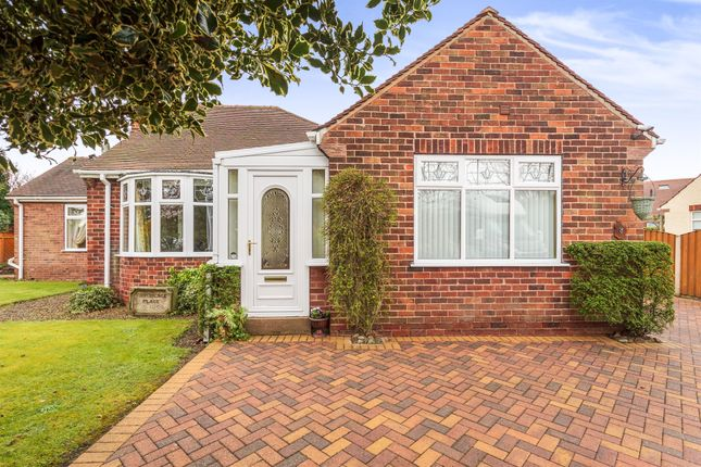 Thumbnail Detached bungalow for sale in Maple Drive, Pontefract