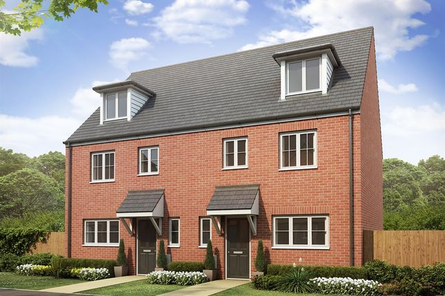 """4 bedroom semi-detached house for sale in """"The Leicester """" at Southminster Road, Burnham-On-Crouch"""