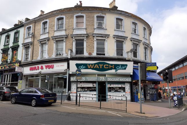 Thumbnail Retail premises to let in 73 Commercial Road, Bournemouth, Dorset