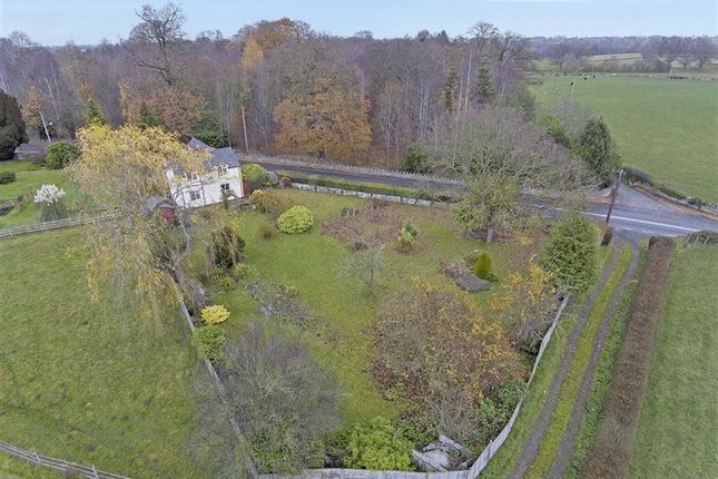 Thumbnail Detached house for sale in The Stanyards, Gobowen, Oswestry