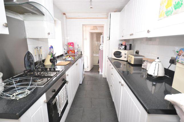 Thumbnail Terraced house to rent in Princess Street, Parkeston, Harwich