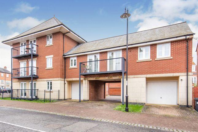Thumbnail Flat for sale in Thistle Drive, Desborough, Kettering