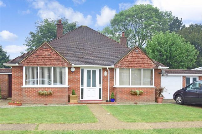 Thumbnail Detached bungalow for sale in Josephine Avenue, Lower Kingswood, Surrey