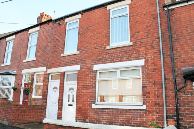 Thumbnail Flat for sale in Meadow Terrace, New Herrington, Houghton Le Spring