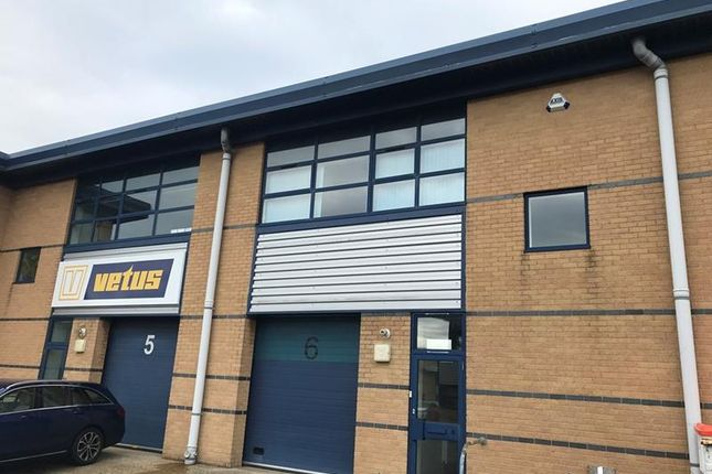 Thumbnail Warehouse to let in Unit 6 Compass Point, Ensign Way, Hamble, Southampton, Hampshire