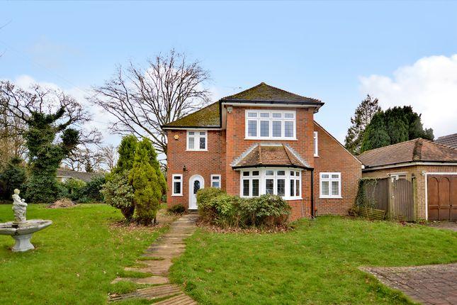 Thumbnail Detached house for sale in Canterbury Road, Hawkinge, Folkestone
