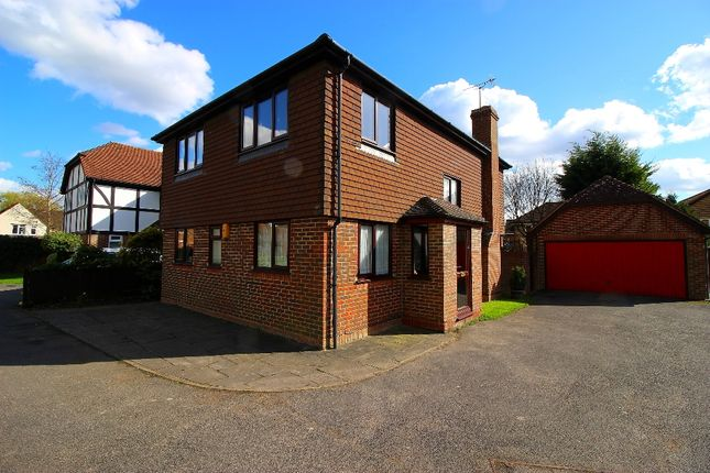Thumbnail Detached house for sale in St Edith's Court, Kemsing