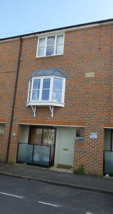 Thumbnail Terraced house to rent in De Montfort Terrace, Lewes