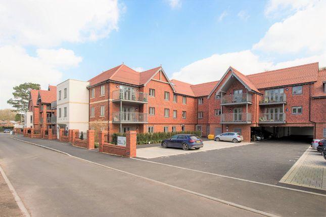 Thumbnail Flat for sale in Granham Close, Marlborough