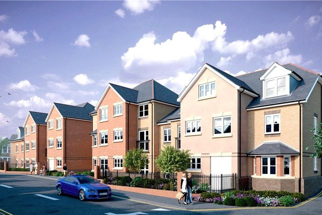 Thumbnail Property for sale in Edward Place, Churchfield Road, Walton On Thames