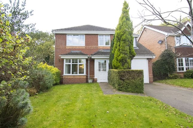 Thumbnail Detached house to rent in Chaytor Drive, Nuneaton, Warwickshire