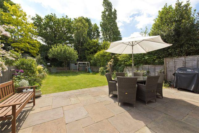 Rear Garden of Victoria Avenue, Surbiton, Surrey KT6