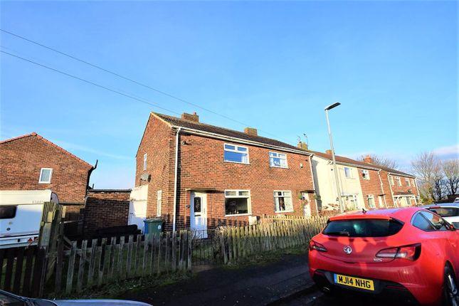 External of Johnson Estate, Wheatley Hill, County Durham DH6