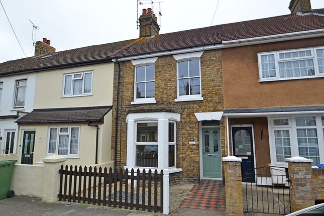 Thumbnail Terraced house to rent in Rock Road, Sittingbourne