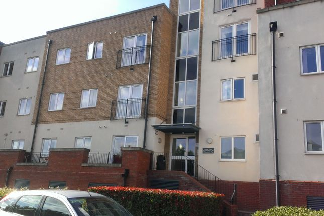 Thumbnail Flat to rent in Langstone Way, Mill Hill