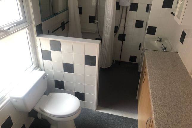 Wetroom of Trafalgar Street, Lowestoft NR32