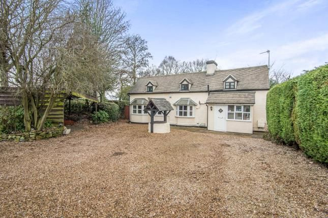Thumbnail Detached house for sale in Kingsbury Road, Marston, Sutton Coldfield, Warwickshire
