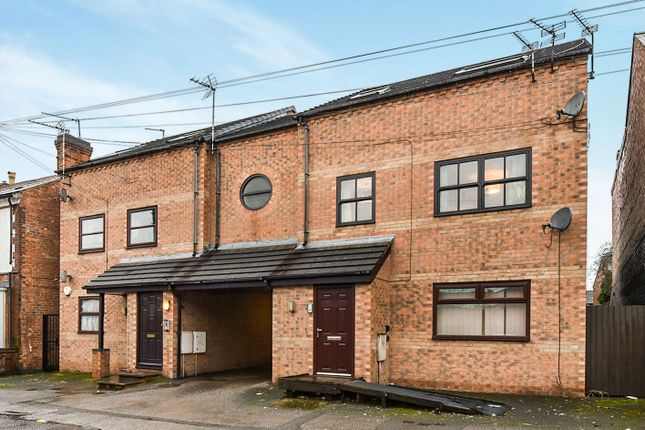 Thumbnail Flat for sale in Almond Street, New Normanton, Derby