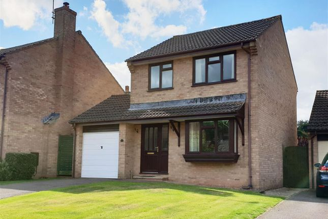 Thumbnail Detached house for sale in Chinon Place, Tiverton