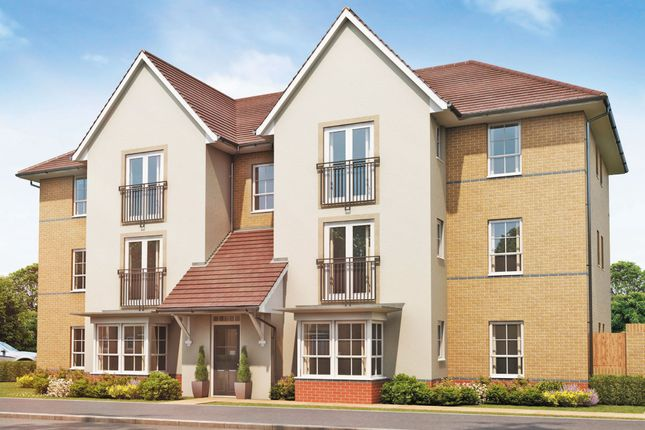 """Flat for sale in """"Foxton"""" at Darlaston Road, Wednesbury"""