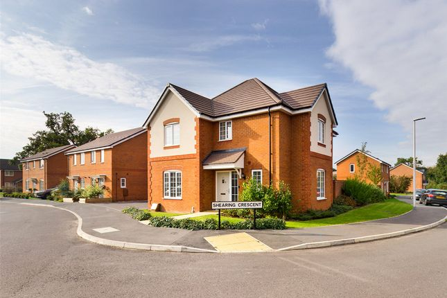 4 bed detached house for sale in Harvest Way, Nuneaton, Warwickshire CV10