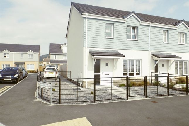 Thumbnail End terrace house for sale in Bay View Close, Aberavon, Port Talbot, West Glamorgan