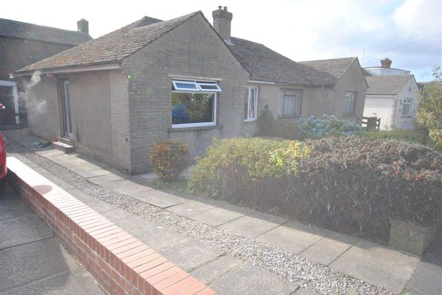 Thumbnail Semi-detached bungalow to rent in Parkside Avenue, Queensbury, Bradford