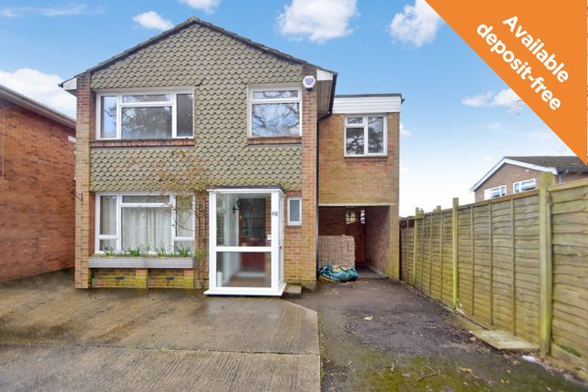 Thumbnail Detached house to rent in West End Road, Southampton