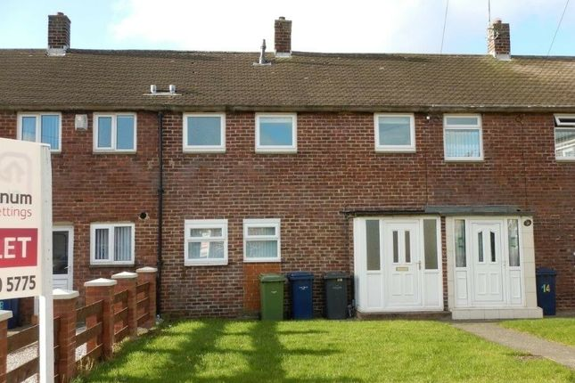 Thumbnail Terraced house to rent in Brisbane Avenue, South Shields
