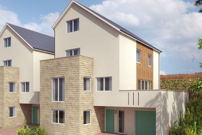 Thumbnail Town house for sale in The Longford, Woodland View, Mitcheldean