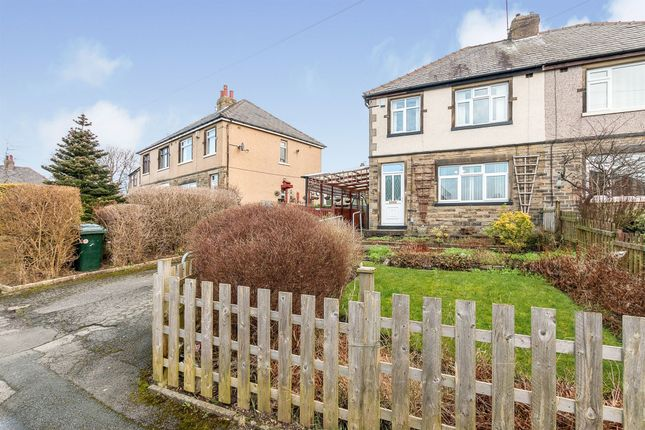 Thumbnail Semi-detached house for sale in Clare Crescent, Wyke, Bradford