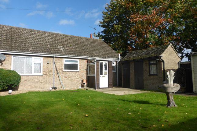 Thumbnail Bungalow to rent in Mutford Green, Lakenheath, Brandon