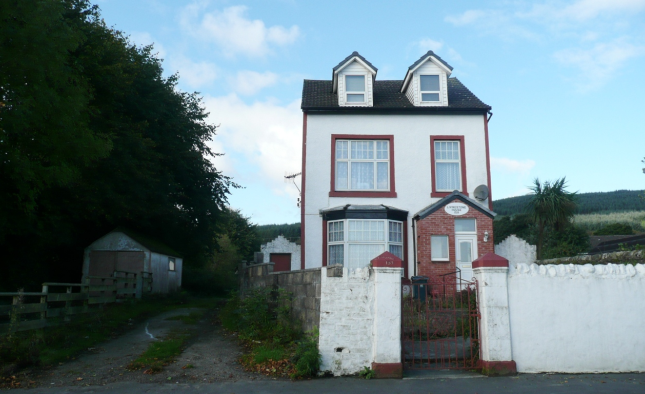 Thumbnail Detached house for sale in Livingstone House, 159 Victoria Road, Dunoon