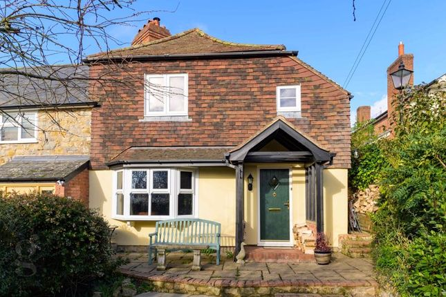 Thumbnail End terrace house for sale in Woolhope, Hereford