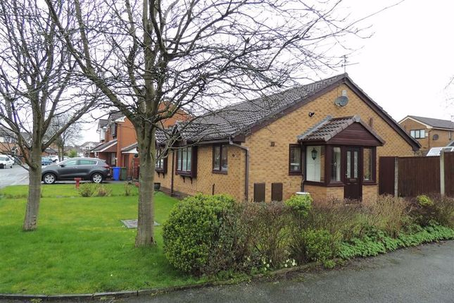 Thumbnail Semi-detached bungalow for sale in The Shires, Droylsden, Manchester