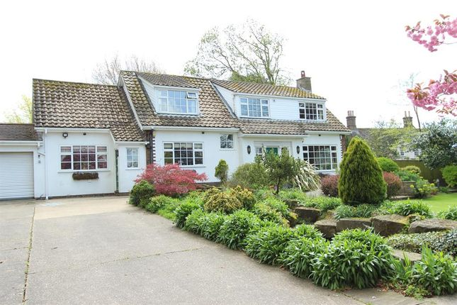 Thumbnail Detached house for sale in Livesey Road, Ludborough, Grimsby